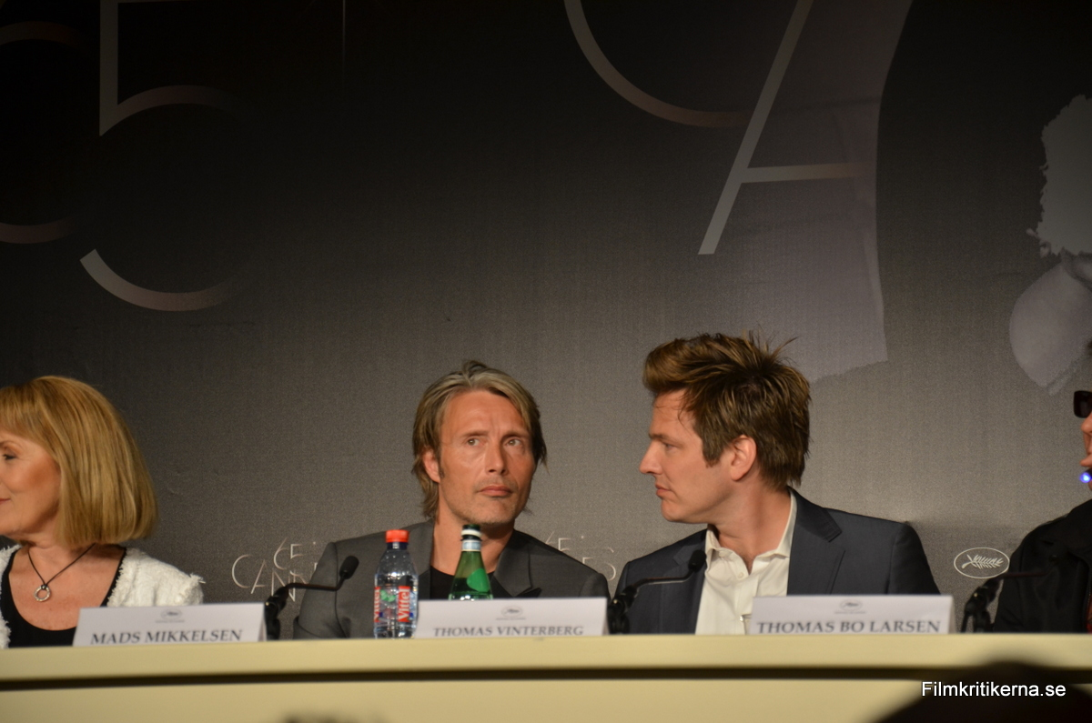Mads Mikkelsen & Thomas Vinterberg 01