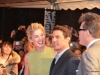 Rosamund Pike, Tom Cruise & Christopher McQuarrie