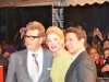 Christopher McQuarrie, Rosamund Pike & Tom Cruise