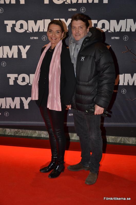 Monica Ahlberg & Glenn Schiller