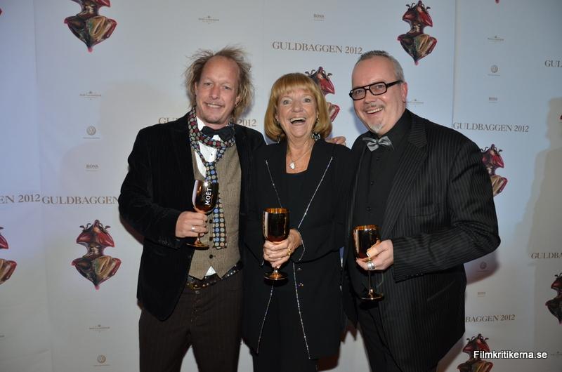 Johan van der Lancken, Vicky van der Lanchen & Markku Saarinen