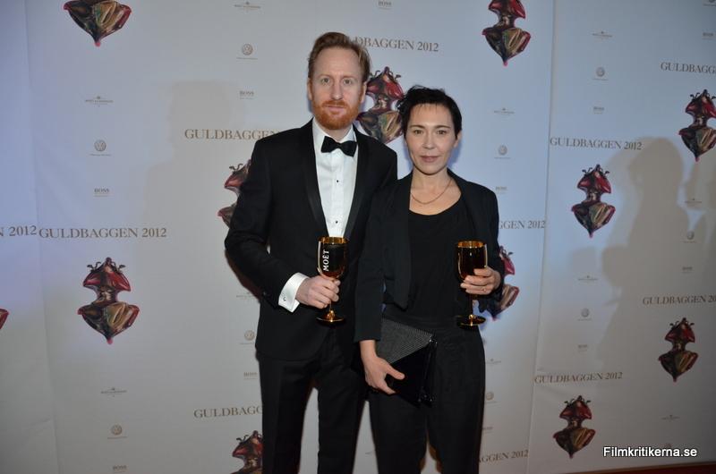 Gustaf Hammarsten & Jessica Lidberg