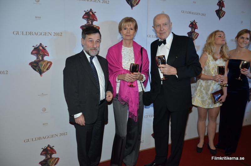 Leif Pagrotsky, Ulla Sundbgren & Nils-Petter Sundgren