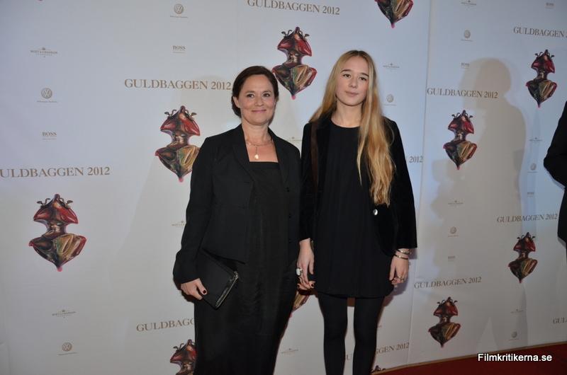Pernilla August & Alba August