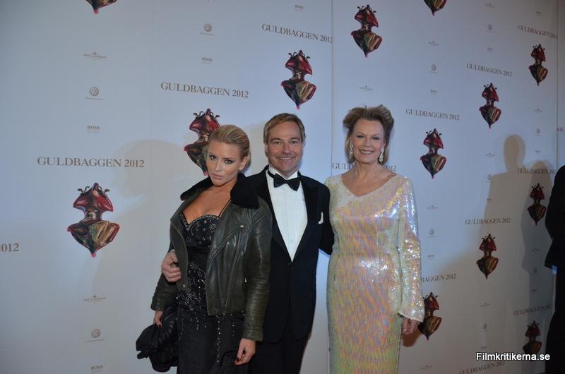 Ebba Abrahamsson, Jan Göransson & Arja Saijonmaa