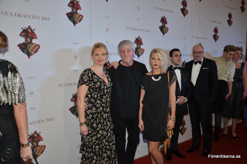Helena Bergström, Colin Nutley & Molly Nutley