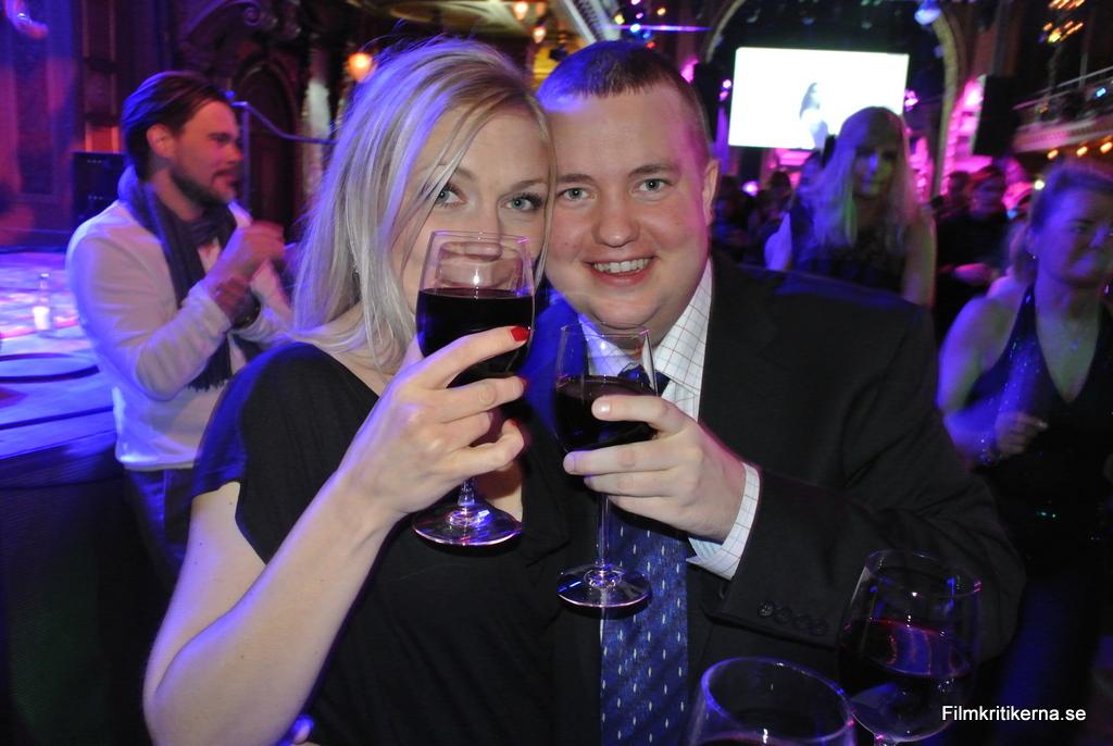 Helena Olmås & Erik Fellman