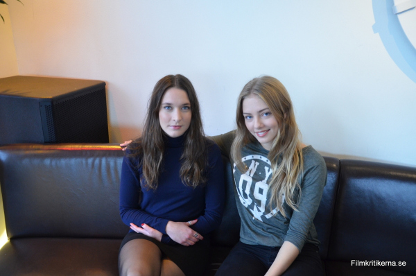 Josefin Asplund & Sofia Karemyr