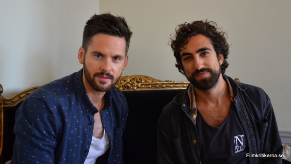 Tom Riley & Gregg Chillin