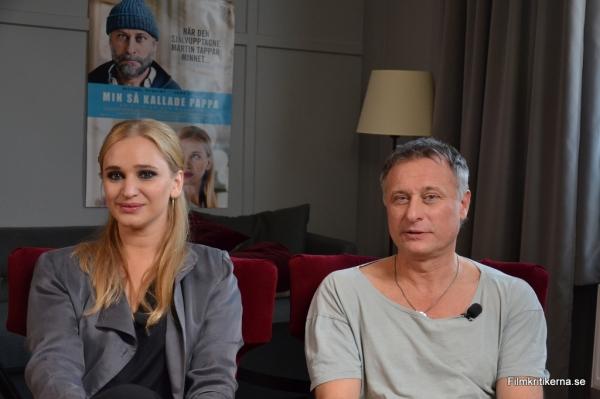 Vera Vitali & Michael Nyqvist