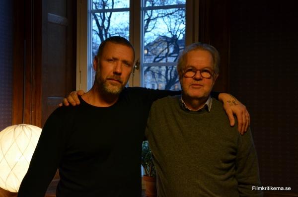 Mikael Persbrandt och Kjell-Åke Andersson