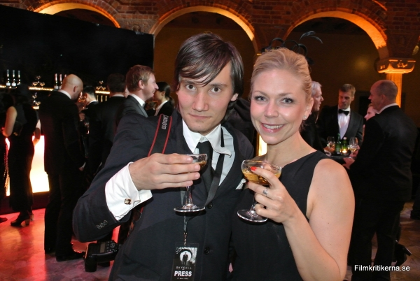 Calle Anderson & Helena Olmås