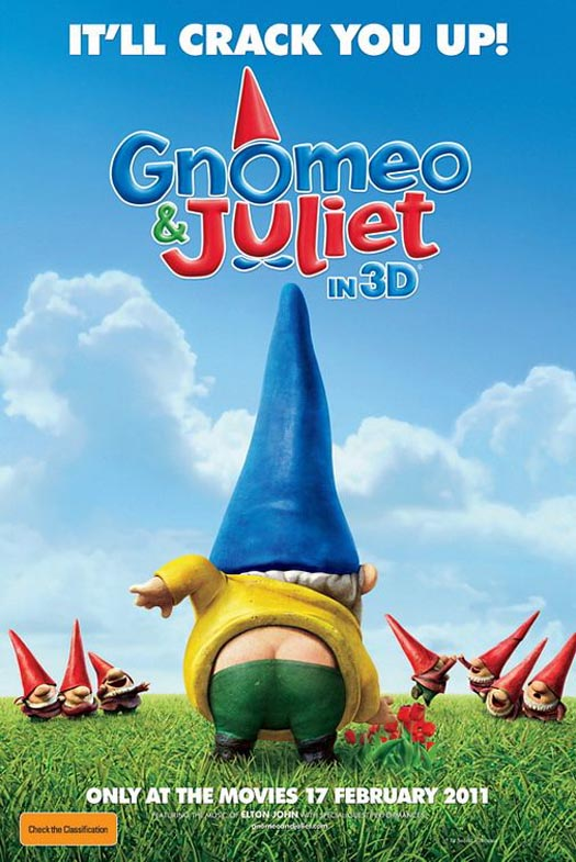 James Mcavoy Gnomeo And Juliet Gnomeo & Juliet