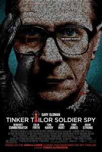 Thinker Tailor Soldier Spy
